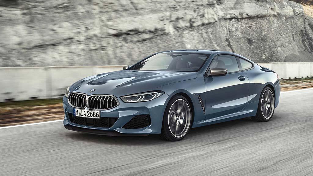 Нова ѕвезда во премиум сегментот: BMW 8-Series Coupe (ФОТО+ВИДЕО)