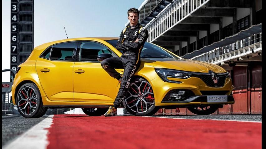 Претставен најмоќниот Renault Megane RS Trophy досега / ФОТО+ВИДЕО