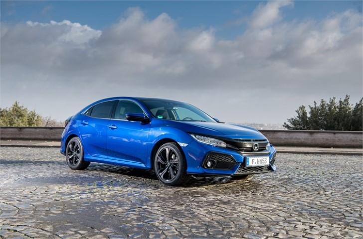 Прв пат – Honda Civic дизел автоматик / ФОТО