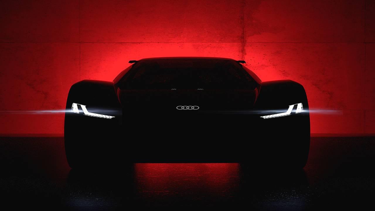 Audi најави концептен суперавтомобил