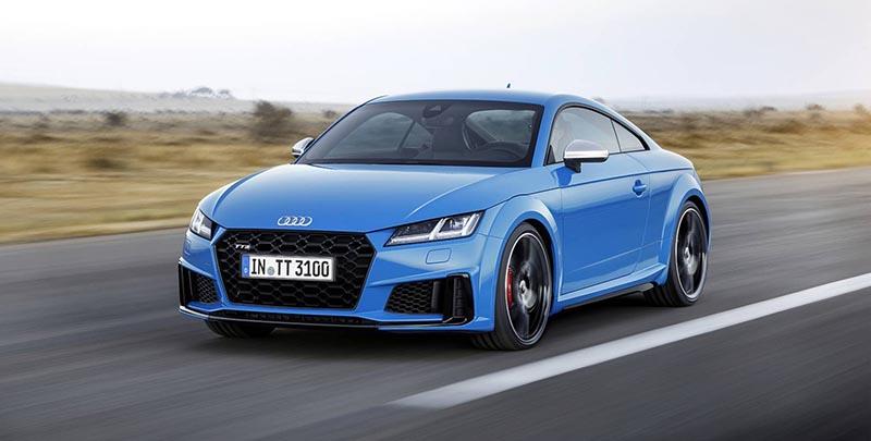 Мал фејслифт за Audi TT за моделната 2019 / ФОТО + ВИДЕО