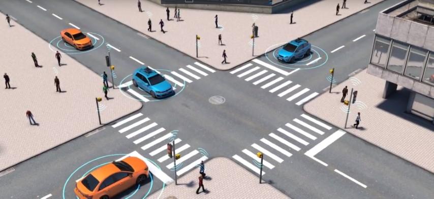 Комуникацијата помеѓу автомобилите ќе овозможи побезбедно возење и помалку несреќи