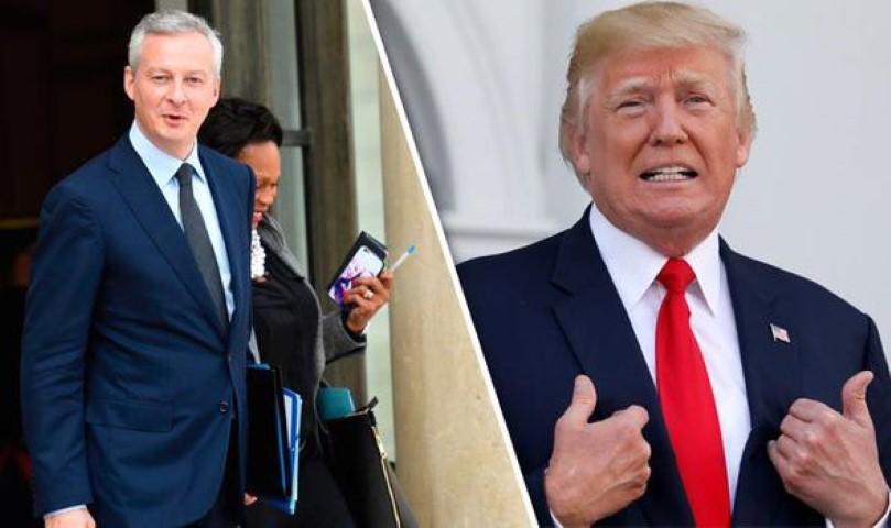 Французите апелираат на обединување на ЕУ против САД