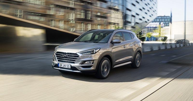 Hyundai Tucson 2019 редизајн / ФОТО+ВИДЕО