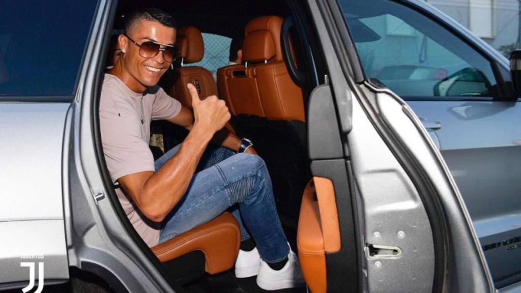 """Новиот """"ѕвер"""" на Кристијано Роналдо"""