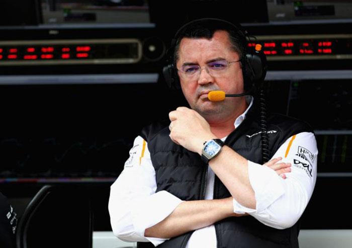 Некој на крајот мораше да замине: промени во McLaren