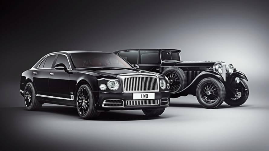 Bentley го прославува својот 100-ти роденден и ќе израдува 100 среќници