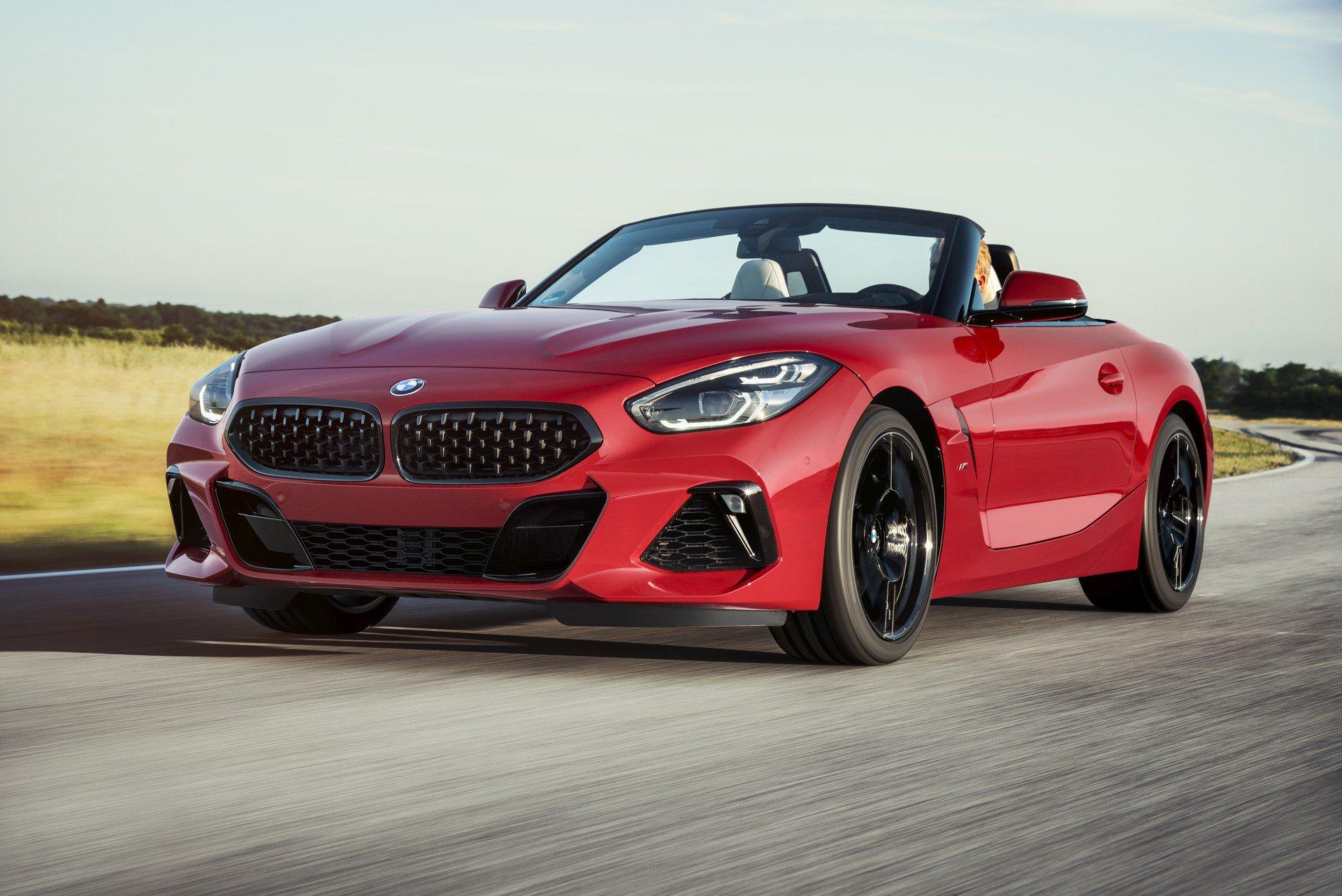 Официјално: BMW Z4 Roadster! / ФОТО