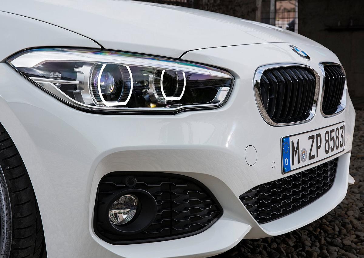 BMW ja подготвува новата Серија 1 / ФОТО