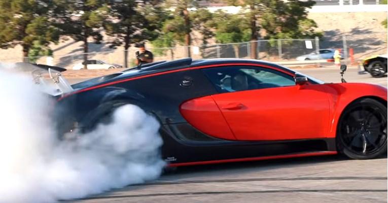 Најлудата преработка на Bugatti