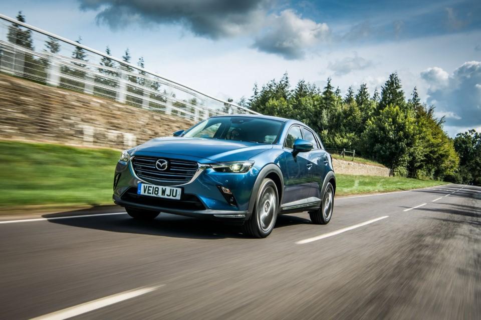 Mazda CX-3 на европскиот пазар наскоро со нов дизел мотор / ФОТО
