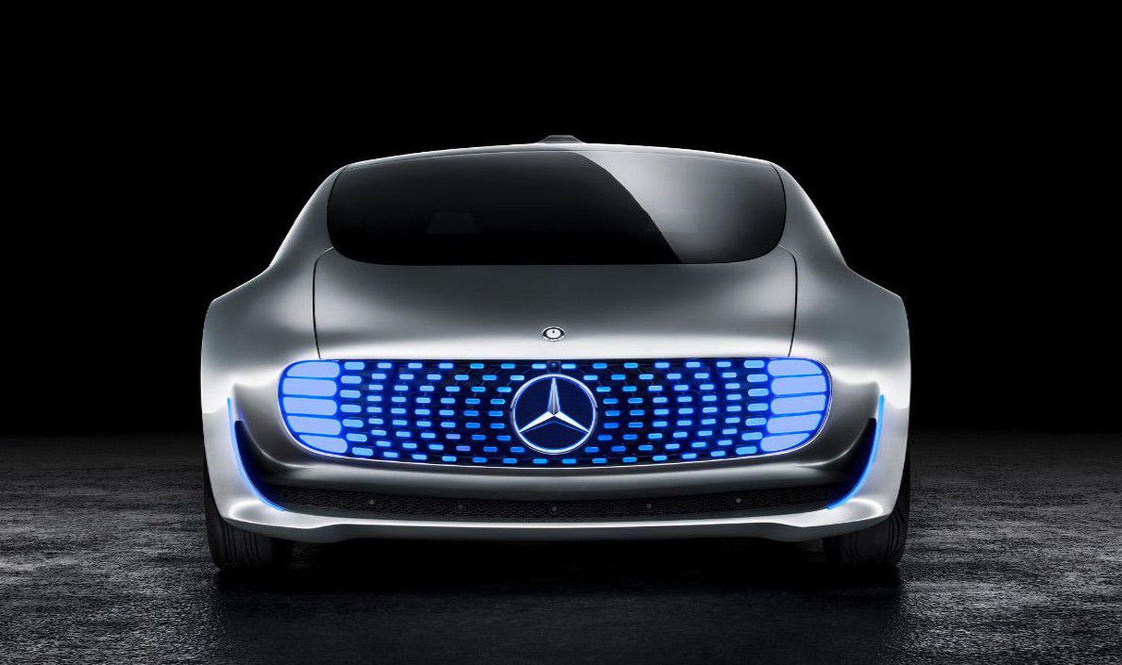 Mercedes се подготвува за иднината