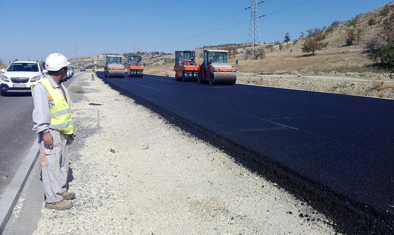 РСБСП: Препораки за безбедно возење во услови на градежни активности на патиштата