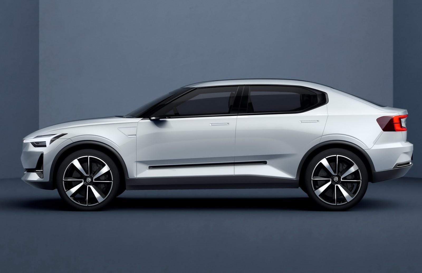Volvo подготвува конкурент на Tesla Model 3