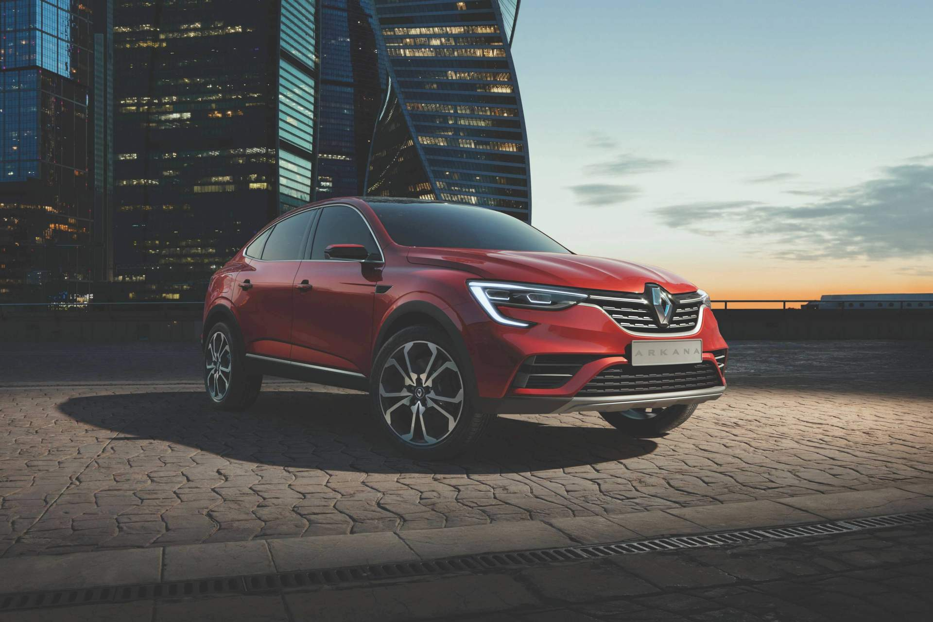 Renault Arkana официјално претставен на Московскиот саем за автомобили / ФОТО+ВИДЕО