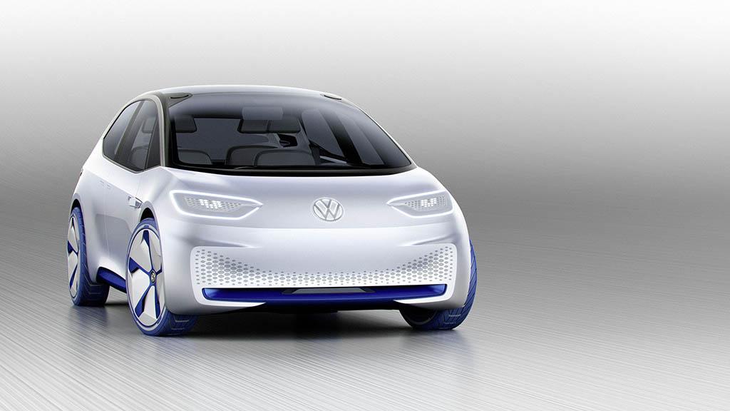 VW веќе развива R-верзија на електричното I.D. семејство