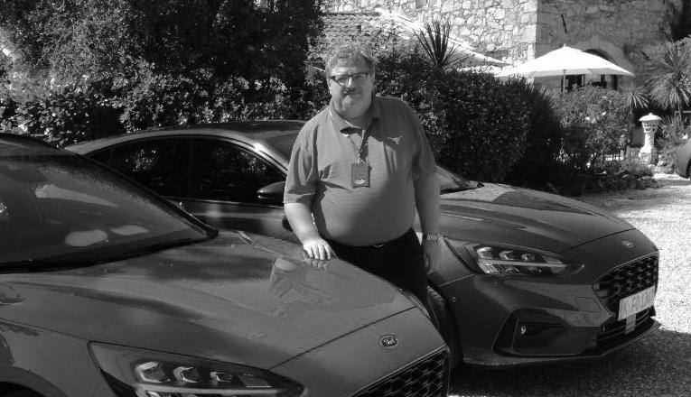 Почина автомобилскиот новинар Љупчо Михајловски