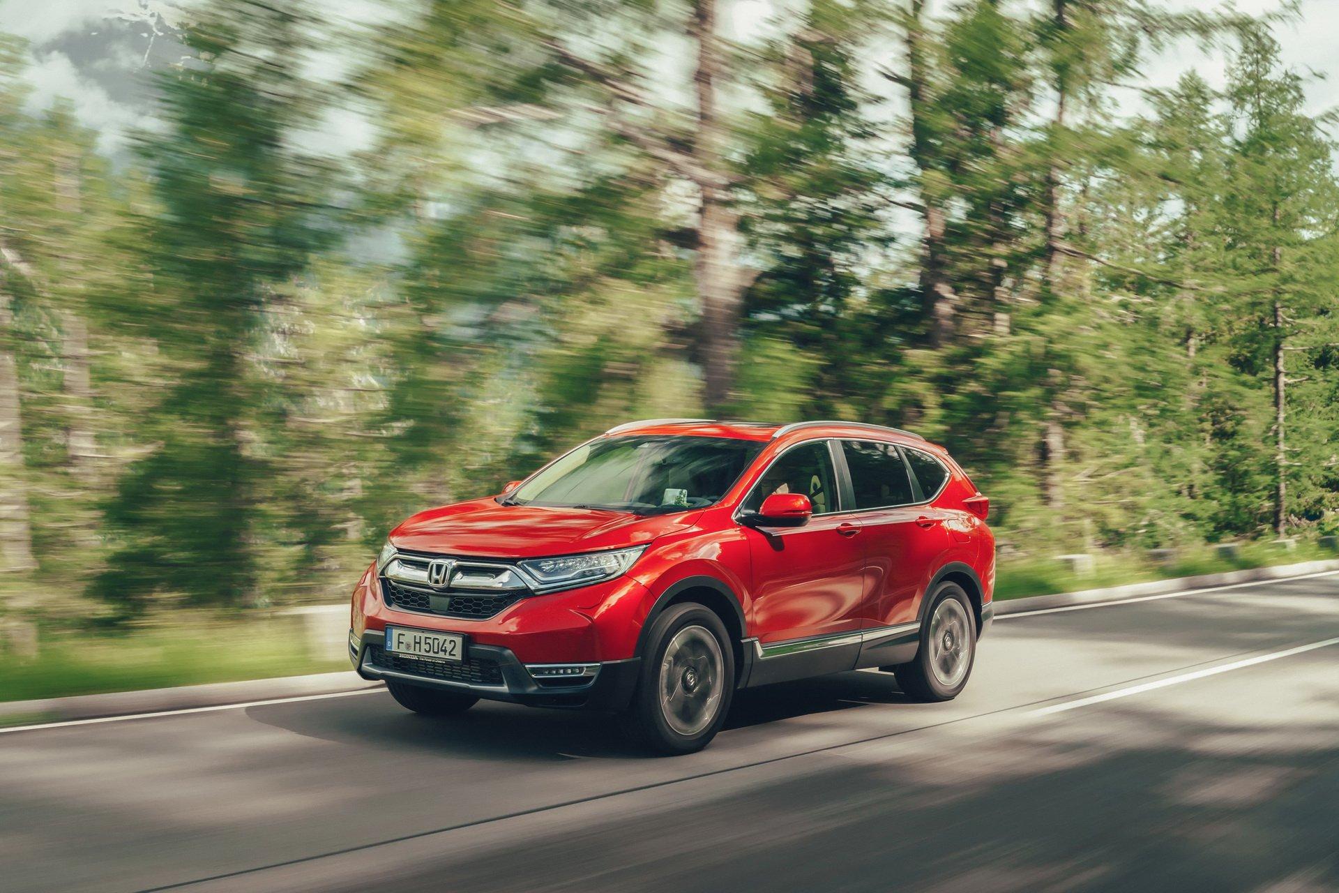 Honda CR-V Hybrid во Европа доаѓа во почетокот на 2019 година