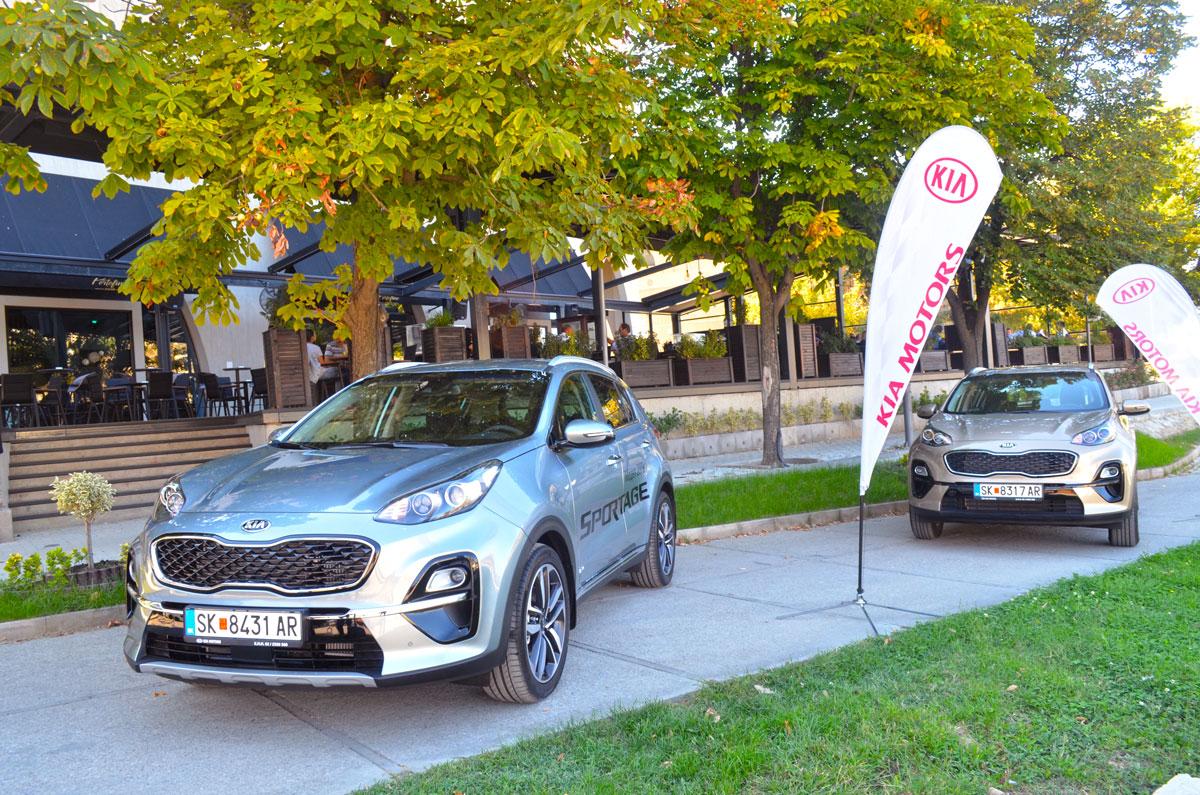 Kia Sportаge за моделната 2019 официјално преставен и во Македонија
