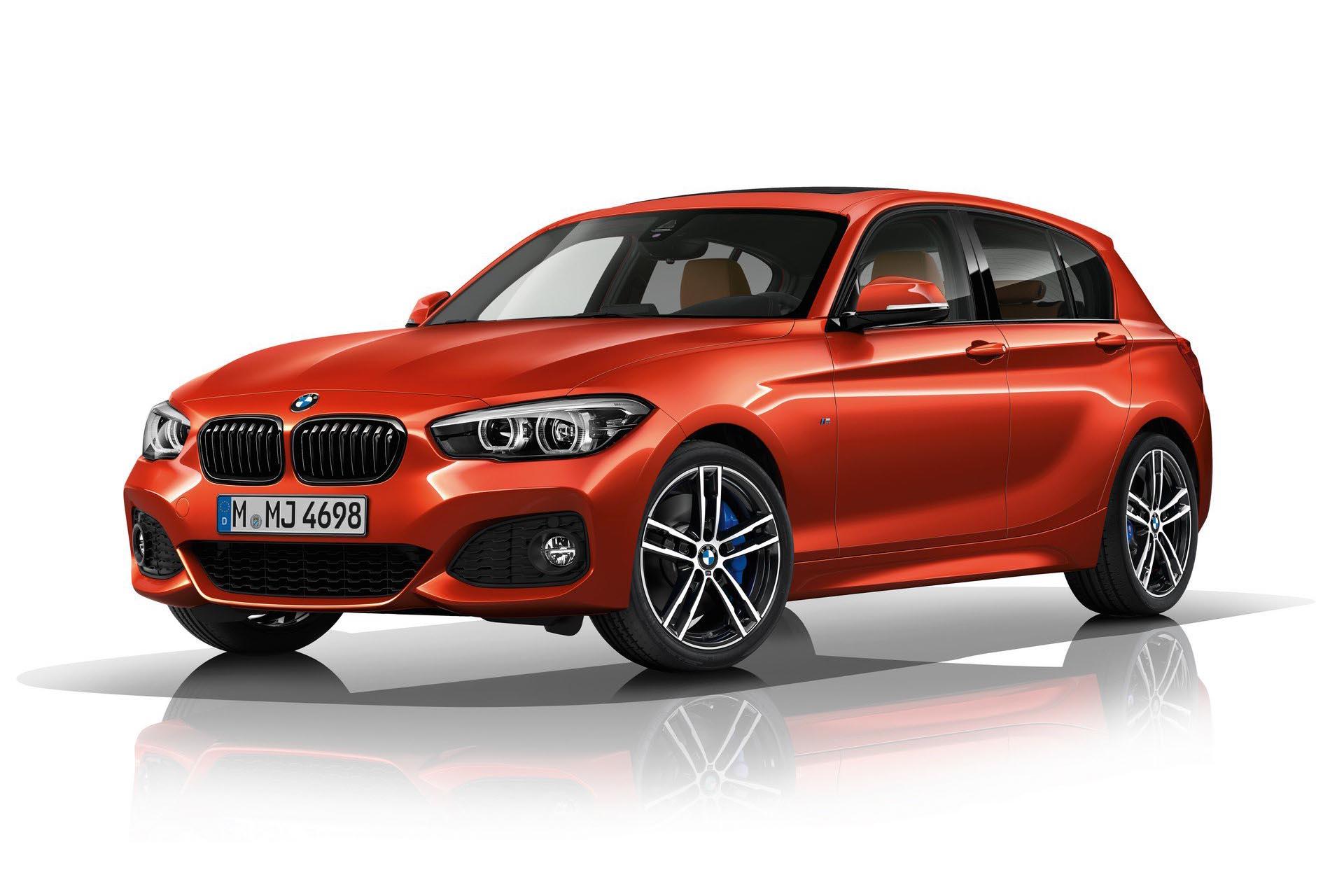 """Малку """"шминкање"""" за BMW Серија 1, нов дизел за X1 и X2 / ФОТО"""