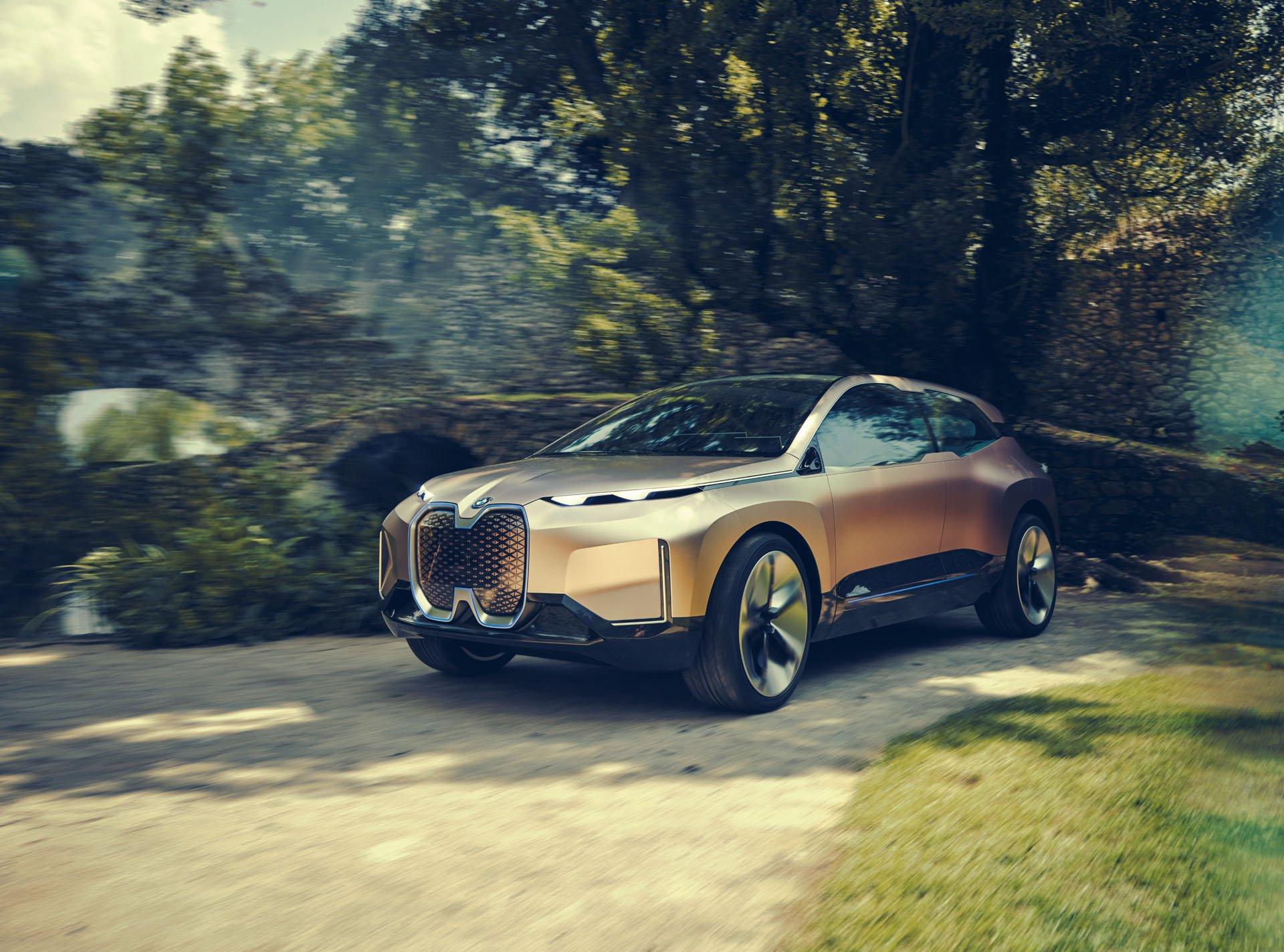 Ова BMW вози самостојно и на струја. Ова е Vision iNext