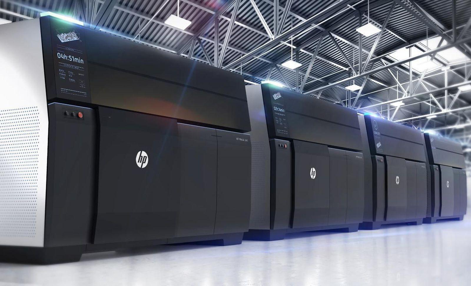 Volkswagen ќе користи 3D печатари за производство на автомобили
