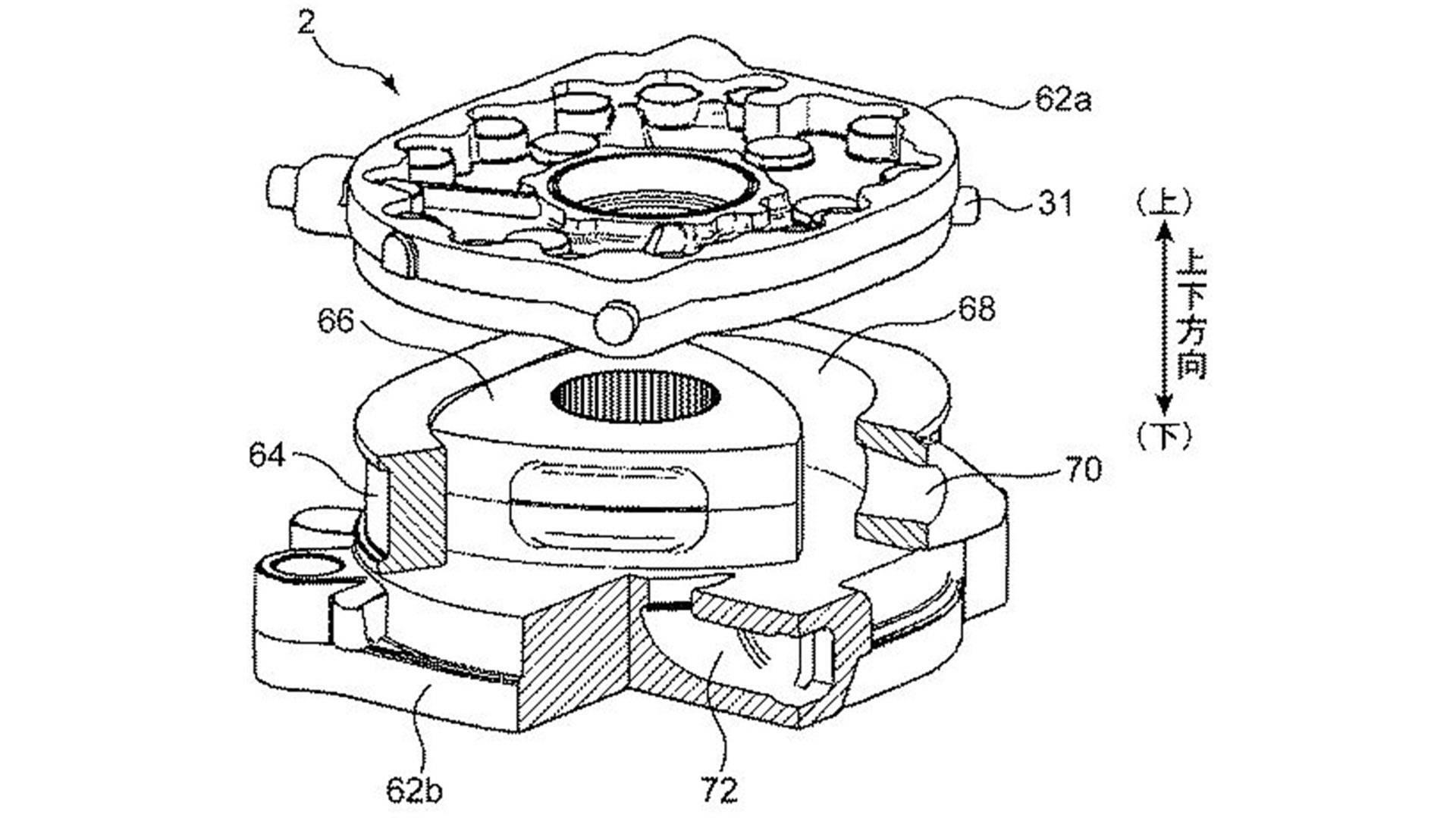 Mazda патентирала нов Wankel мотор / ФОТО