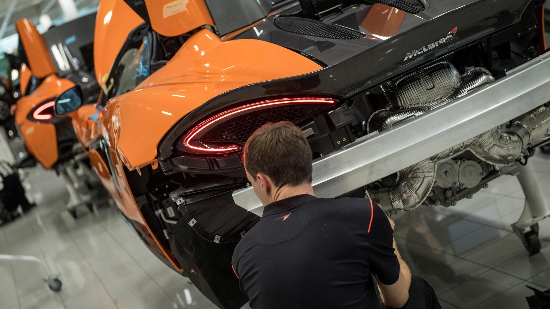 Британската автомобилска индустрија има и план А и Б поради Brexit