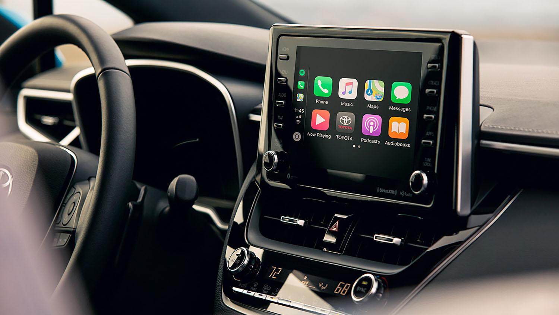 По Apple CarPlay, Тоyота го воведува и Android Auto во своите модели