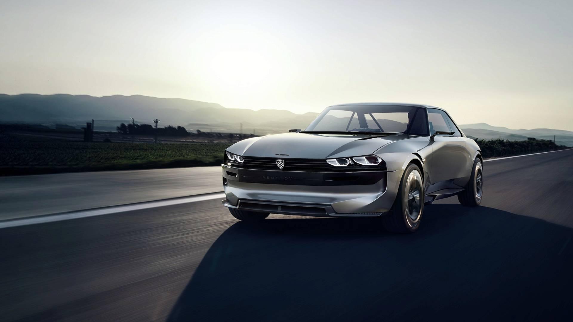 """Peugeot го одреди """"магичниот"""" број за производство на e-Legend"""