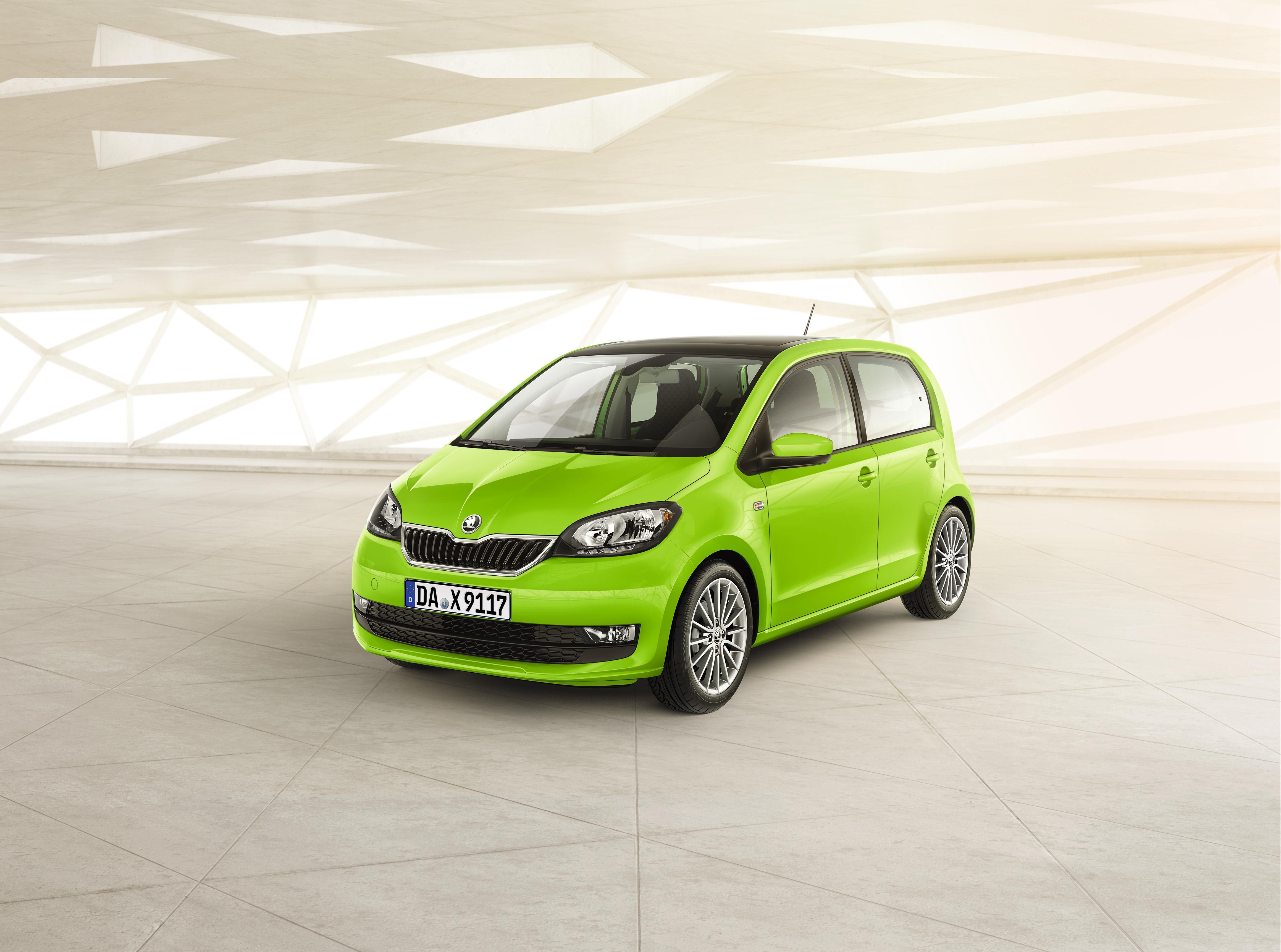 Најдобрите мали автомобили според Германците