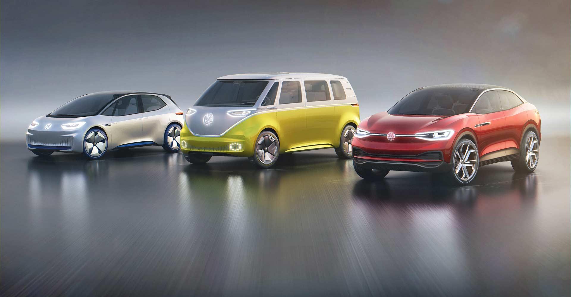 """Првиот """"електричен бран"""" од Volkswagen доаѓа во форма на 10 милиони автомобили"""