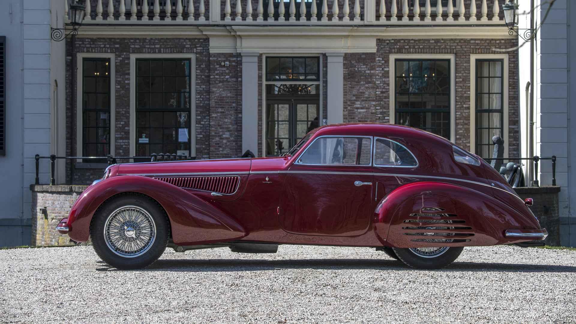 Овој модел на Alfa Romeo може да вреди 25 милиони долари / ФОТО