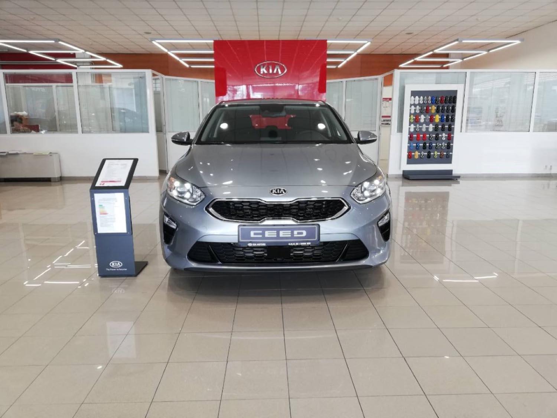 Сосема новиот KIA CEED пристигна во Македонија!