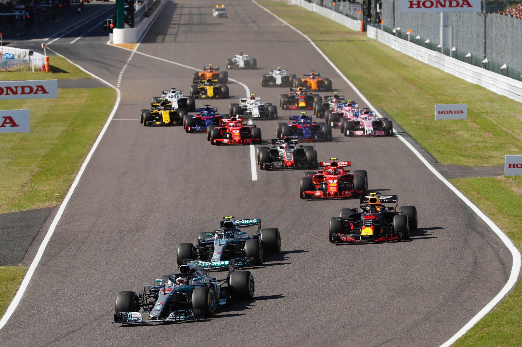 FIA го одобри календарот и промената на некои правила за 2019 година