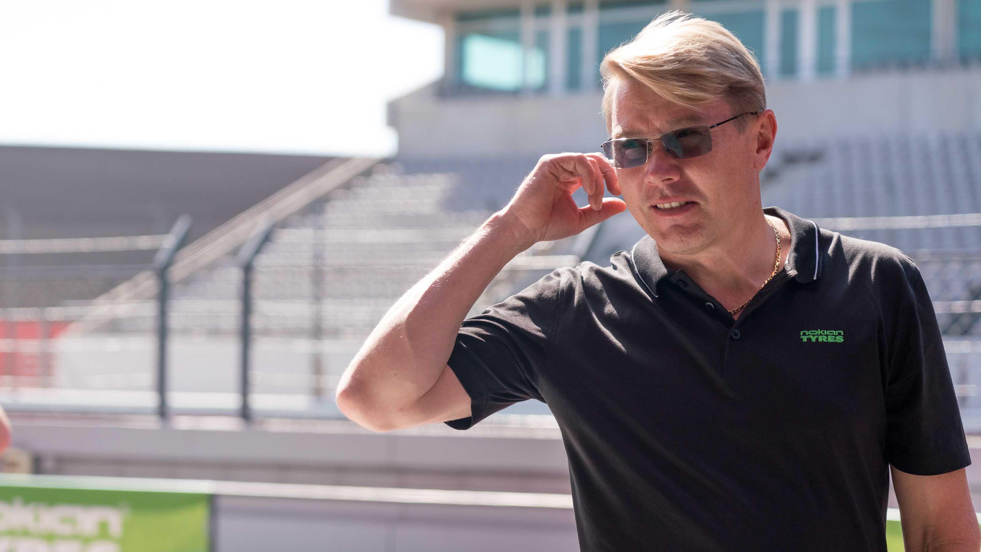 """Мика Хакинен: Formula 1 има потреба од """"војна на гумите"""""""
