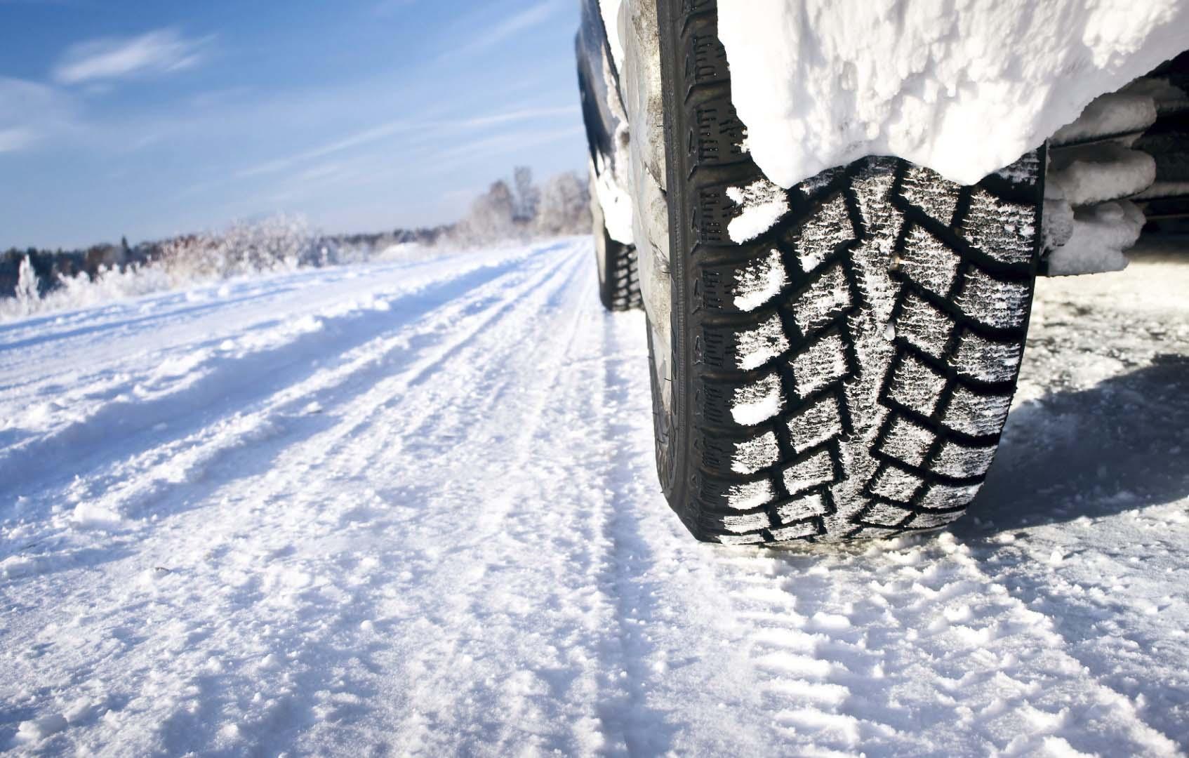 Како да ги изберете најдобрите зимски гуми за вашиот SUV?
