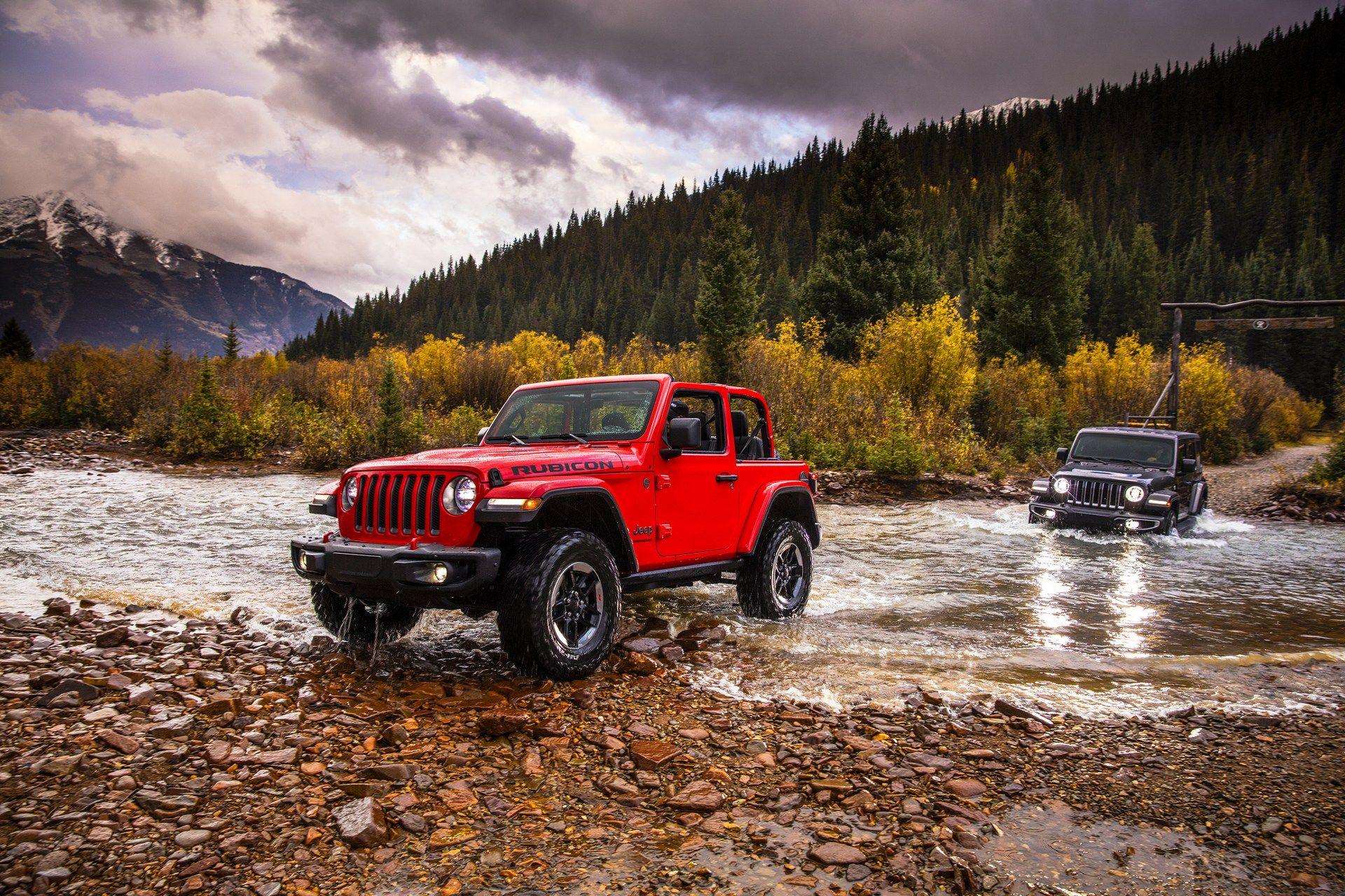 Новиот Jeep Wrangler може да се распадне за време на возење / ВИДЕО