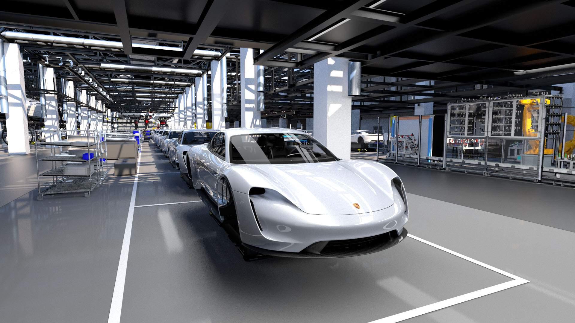 Огромна побарувачка за електричниот Porsche Taycan