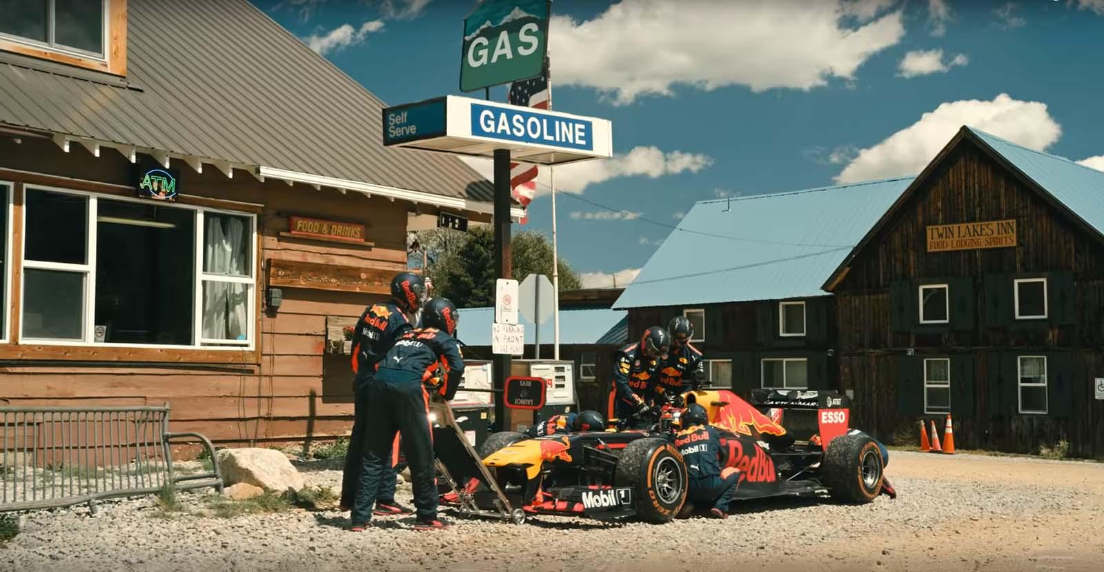 Вистинско уживање: со Red Bull F1 низ Мајами, Сан Франциско, Лас Вегас, пустина… / ВИДЕО