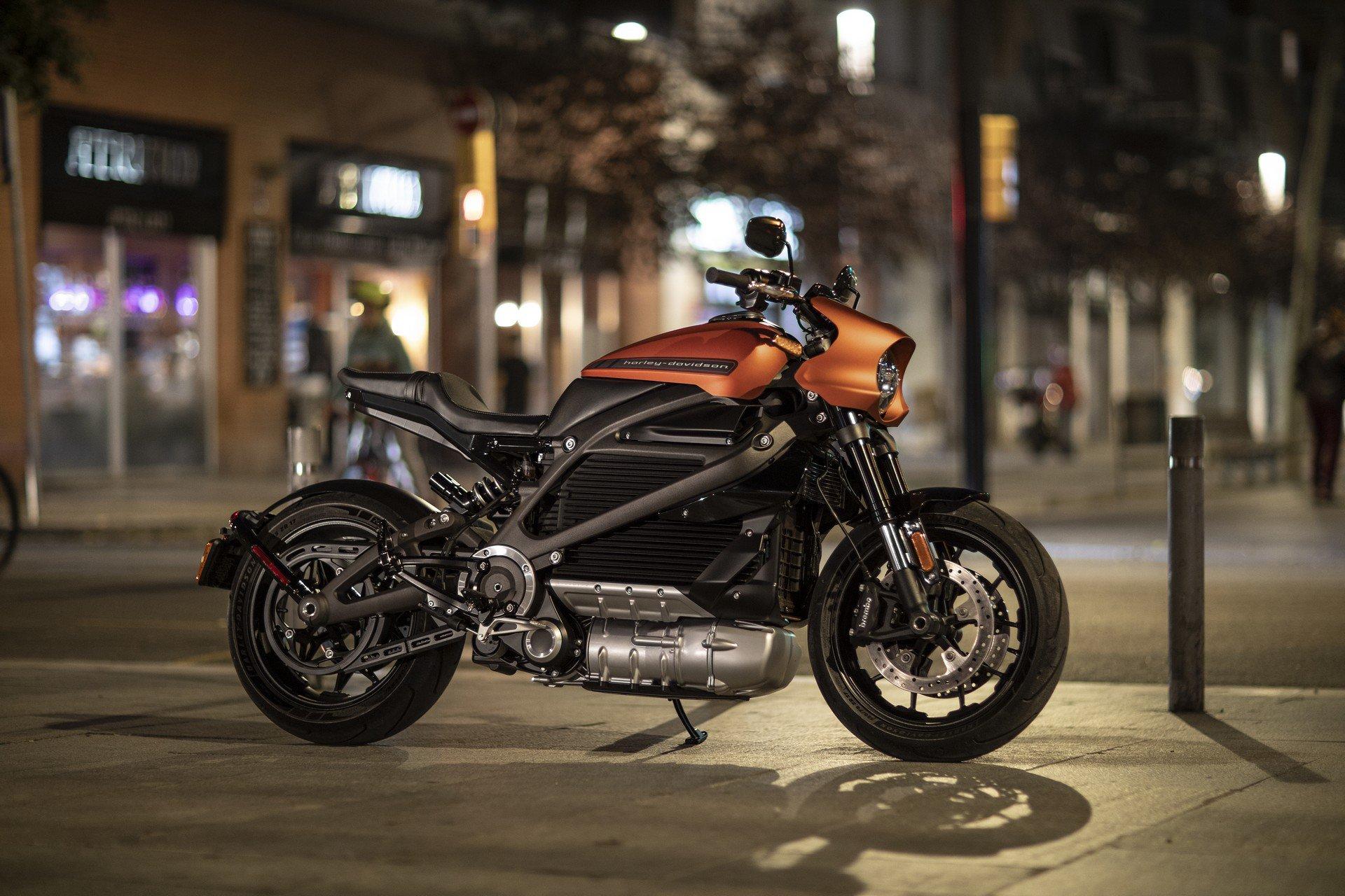 Наскоро доаѓа електричниот Harley-Davidson