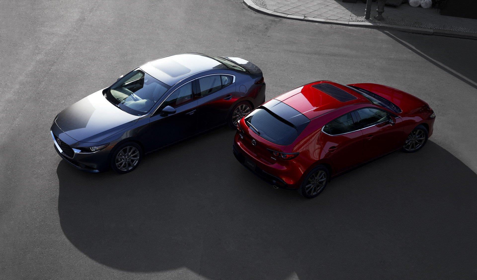 Светска премиера за новата Mazda3 / ФОТО+ВИДЕО