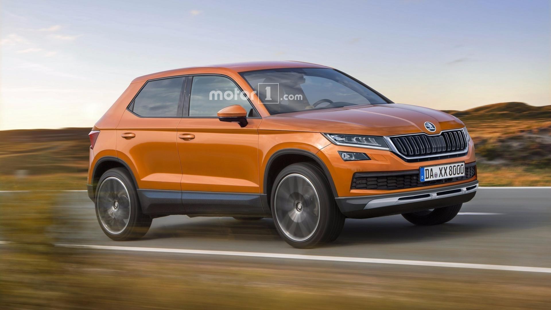 Škoda Kosmiq пристигнува следната година