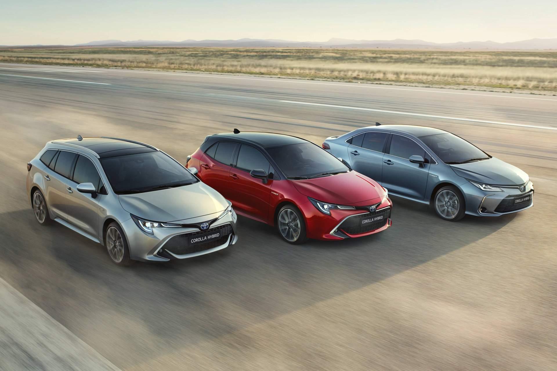 Најбараниот модел светот во првата половина од 2020 година е Toyota Corolla