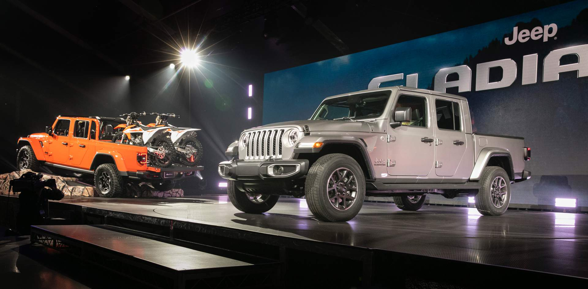 Пристигa големиот и моќен Jeep Gladiator