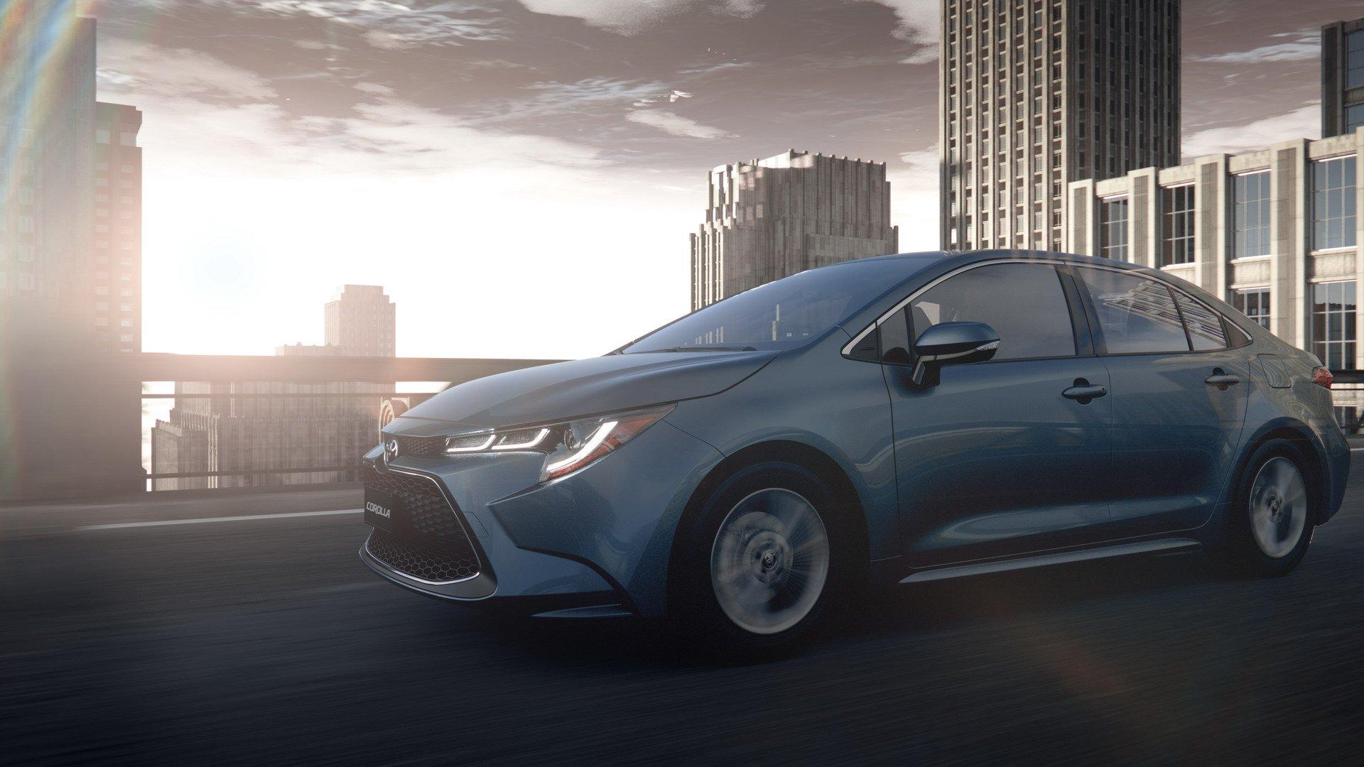 Светска премиера на бестселерот на Toyota: новиот Corolla Седан / ФОТО+ВИДЕО