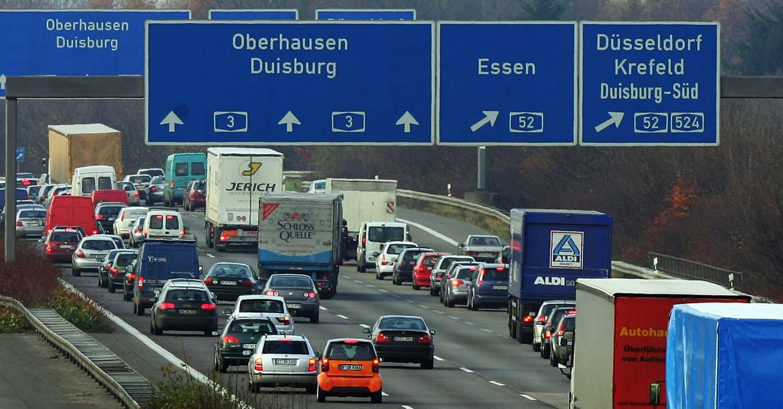 Нова забрана за дизел возила во Германија вклучува и автопатишта