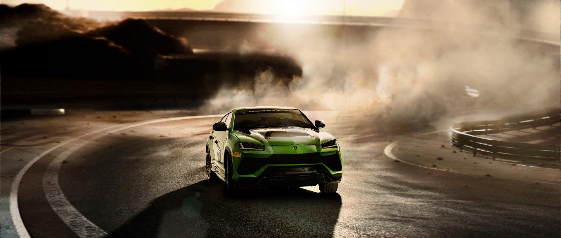Новиот владетел на патеката – Lamborghini Urus ST-X Concept / ВИДЕО