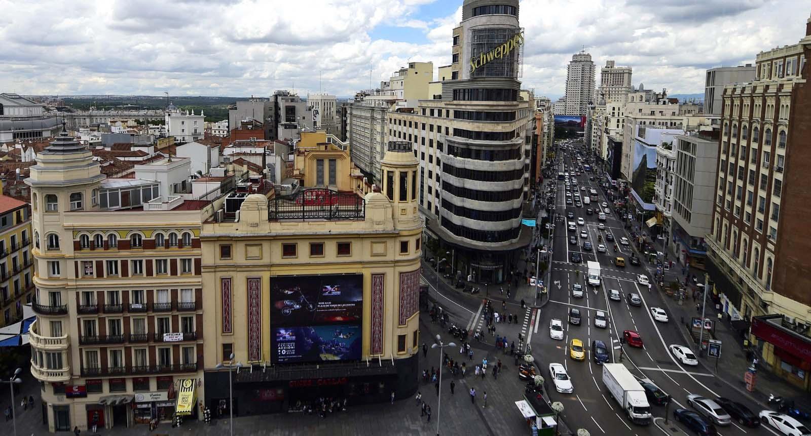Мадрид ја спушта рампата за старите дизел и бензински автомобили