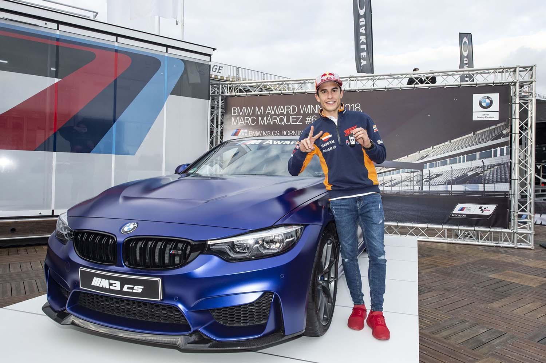 Веќе шест години по ред освојува BMW M автомобил